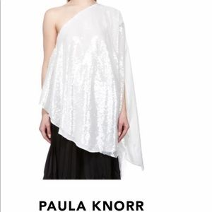 PAULA KNORR sequined tunic!